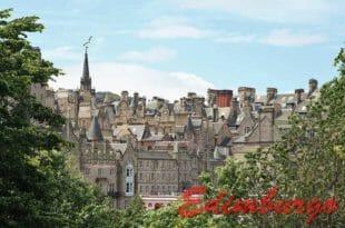 Uno scorcio romantico, per un San Valentino ad Edinburgo