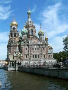 Le incredibili architetture di San Pietroburgo