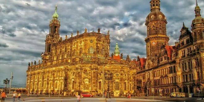 Le affascinanti architetture di Dresda, la capitale della Sassonia