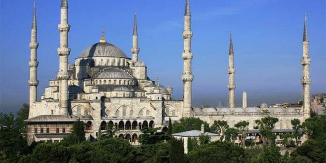 Il simbolo di Istanbul: la Moschea Blu