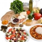 """Insalata Greca e altri ingredienti genuini e """"Mediterranei"""""""