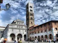 San Martino, nel centro storico di Lucca