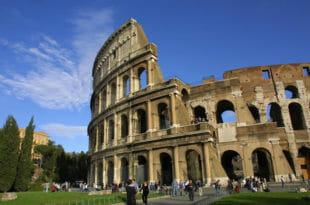 roma itinerario