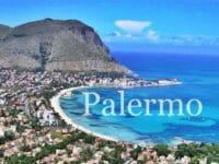 Un fantastico panorama di Palermo