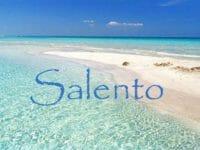 Una bella spiaggia Salentina
