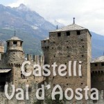 castelli della Valle Aosta