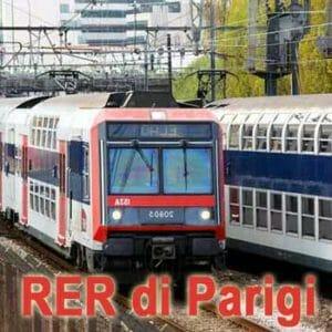 RER Parigi