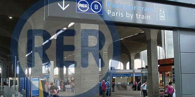 La RER di Parigi è ben distinta dalla Metro