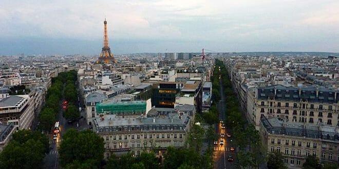 Parigi le 8 zone tariffarie di metro e rer 2016 for Last minute capodanno al caldo