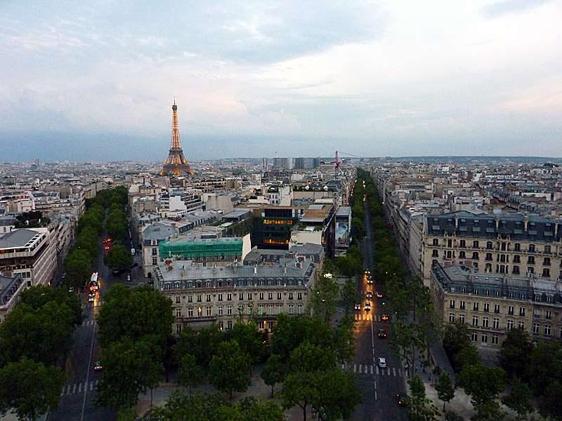 parigi: le 8 zone tariffarie di metro e rer - 2017 - Zona Migliore Soggiorno Parigi 2