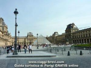 Parigi: museo del Louvre