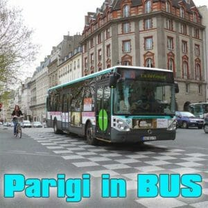 Parigi in BUS