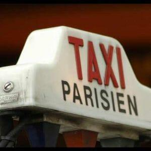 taxi Parigi
