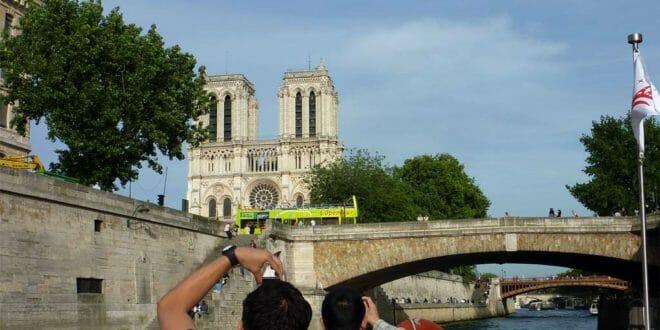 itinerario per visitare parigi in 1 giorno a piedi