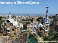 Barcellona per Pasqua