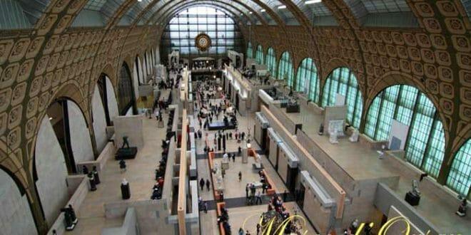 Museo d 39 orsay parigi guida con le opere biglietti e for Architettura a parigi