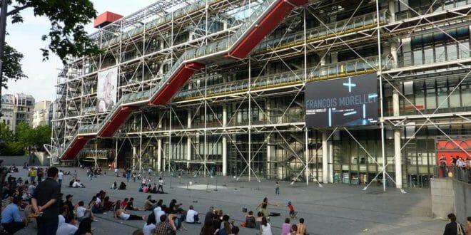Parigi: il Centro Pompidou