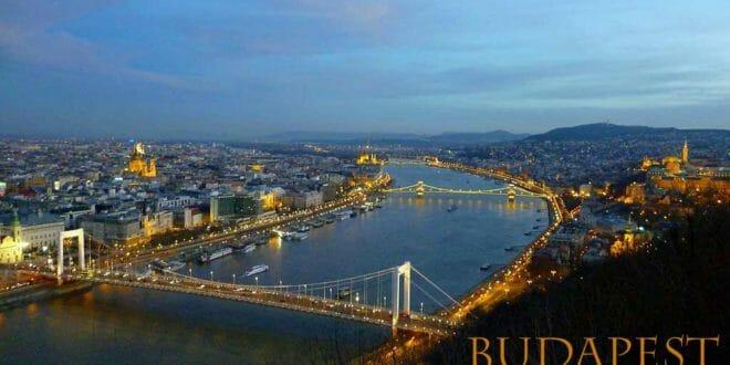 itinerario per visitare budapest in 2 giorni - 2019