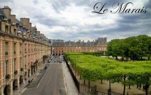 Parigi Le Marais