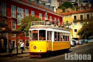 Le attrazioni di Lisbona