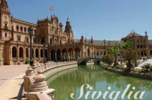 Itinerario turistico per Siviglia