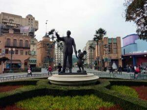 Studios a Disneyland