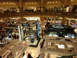 Shopping a Parigi: Lafayette