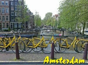 Amsterdam, itinerario turistico