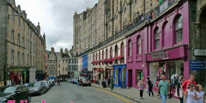 Edimburgo: itinerario di 2 giorni