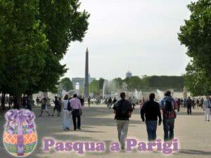 Pasqua a Parigi
