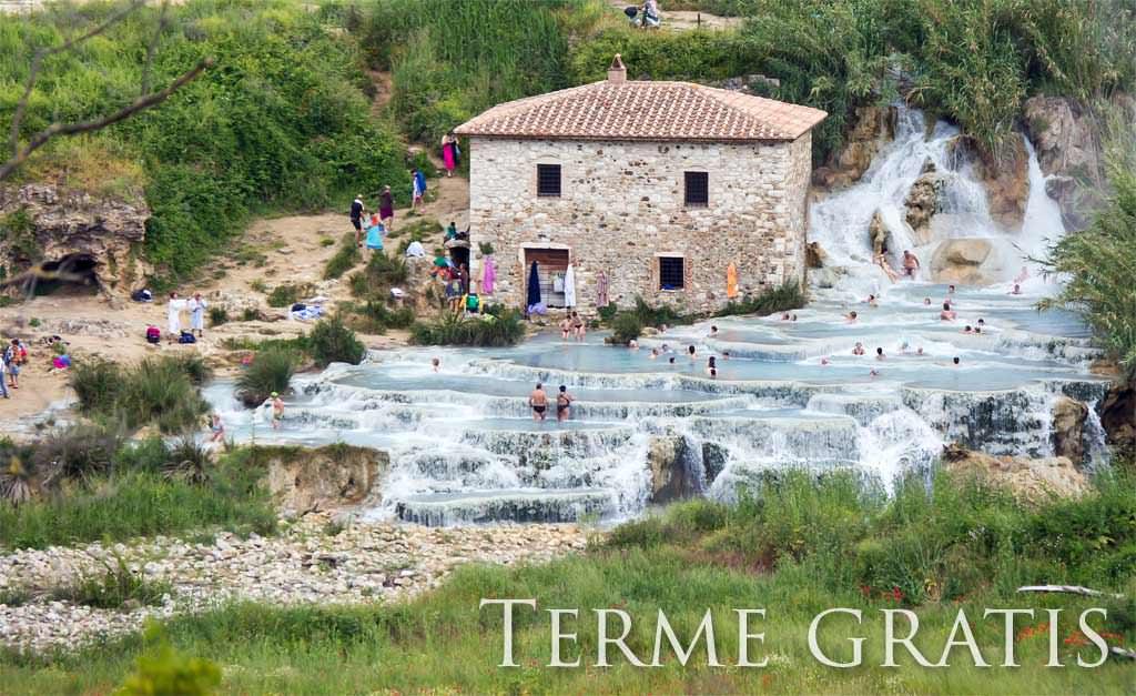 Pasqua alle terme destinazioni economiche e zone gratis 2018 - Cascate in italia dove fare il bagno ...