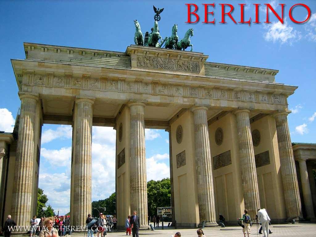 Itinerario turistico per berlino vedere tutto in 3 giorni - Berlino porta di magdeburgo ...