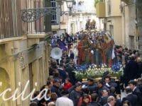 Pasqua in Sicilia: le processioni
