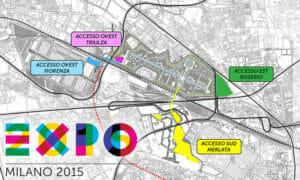 Expo 2015: come arrivare