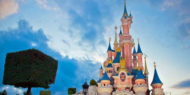 Disneyland: il castello