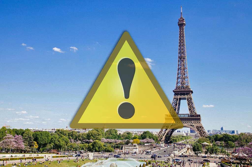 Sicurezza a Parigi: zone da evitare, pericoli e truffe - 2018
