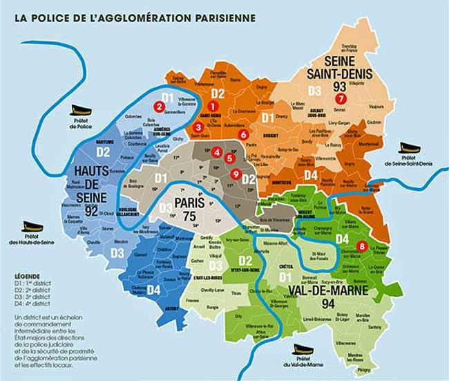Parigi Cartina Arrondissement.Sicurezza A Parigi Zone Da Evitare Pericoli E Truffe 2021