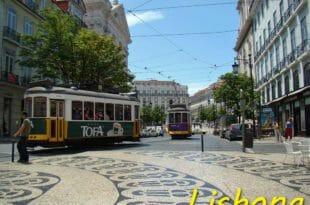 Capodanno a Lisbona, Portogallo