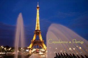 Capodanno a Parigi: i nostri consigli
