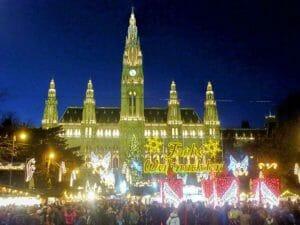 Capodanno a Vienna: mercatini