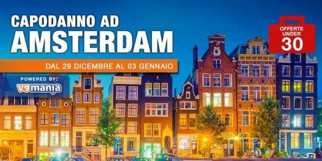 Capodanno ad Amsterdam con VGMania