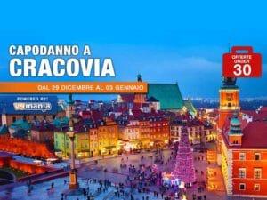 Capodanno a Cracovia (Polonia)