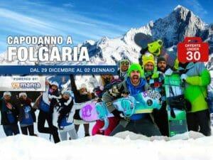 Capodanno in montagna a Folgaria