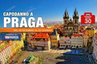 Capodanno a Praga con VGMania