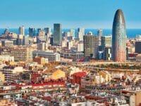 Barcellona: ponte dell'Immacolata