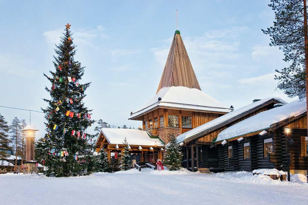 Rovaniemi Finlandia Villaggio Di Babbo Natale.Viaggio A Rovaniemi Lapponia Finlandia Villaggio Di Babbo Natale 2021