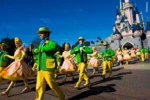Disneyland Paris: le parate della primavera