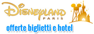 Disneyland offerte