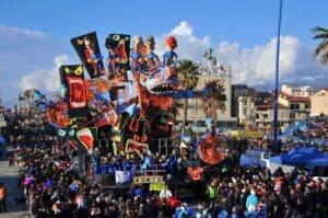 Guida al Carnevale di Viareggio