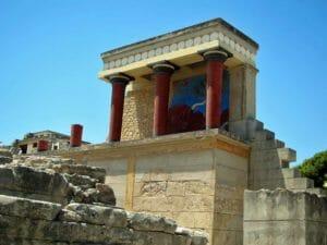 Pasqua a Creta: il Palazzo di Cnosso